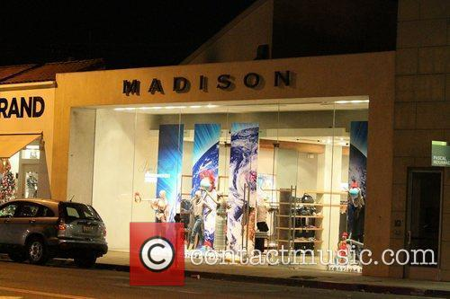 Madison boutique in West Hollywood