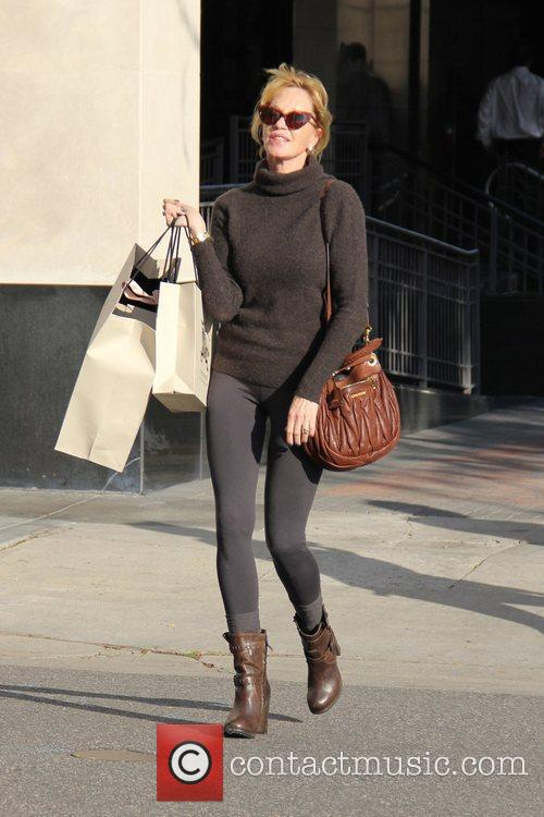 Melanie Griffith and Barneys New York 3