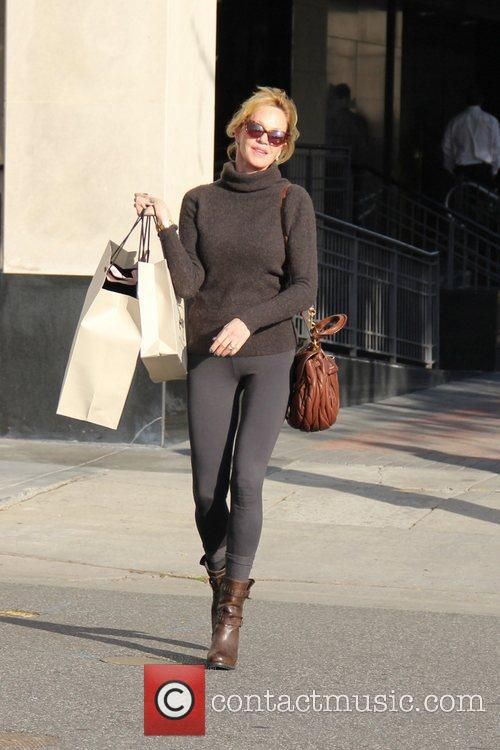 Melanie Griffith and Barneys New York 8