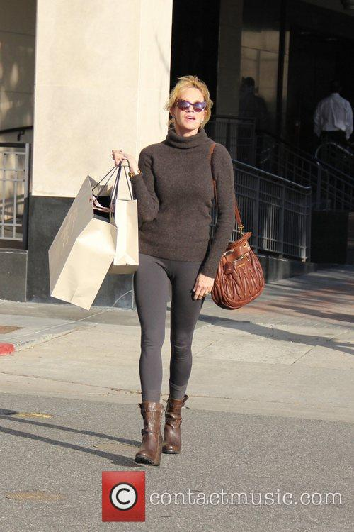 Melanie Griffith and Barneys New York 7