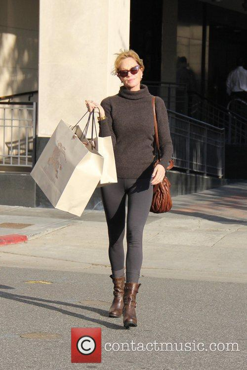 Melanie Griffith and Barneys New York 5