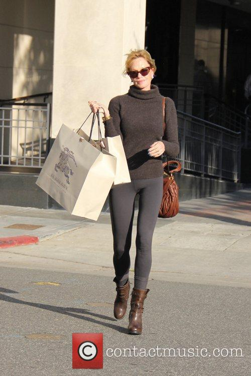 Melanie Griffith and Barneys New York 2