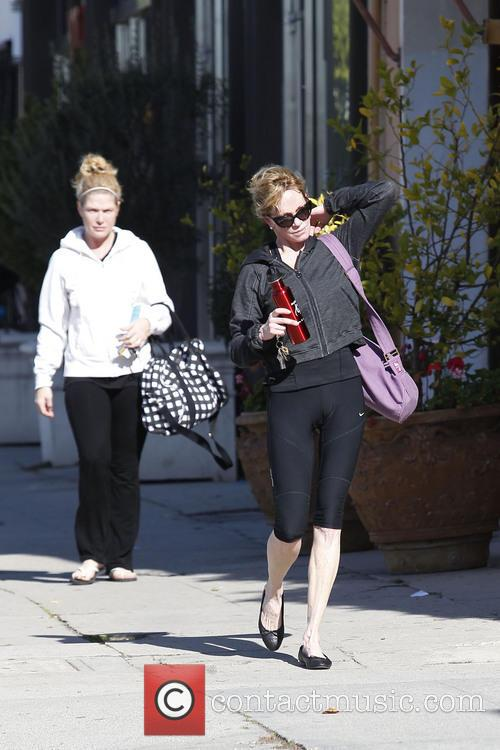 melanie griffith melanie griffith is seen after 20045317