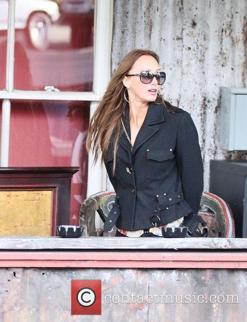 Melissa Gorga at the House Of Blues in...