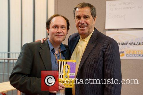 Bobby Moncur The 2012 Memorabilia Show at the...