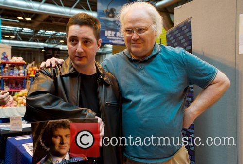 Colin Baker The 2012 Memorabilia Show at the...