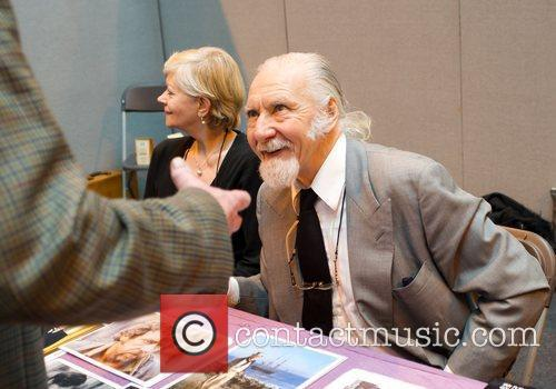 George Innes The 2012 Memorabilia Show at the...