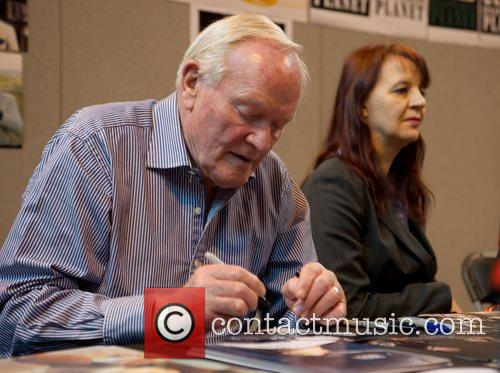 Julian Glover The 2012 Memorabilia Show at the...