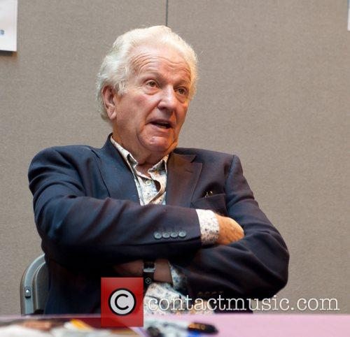 Keith Barron The 2012 Memorabilia Show at the...