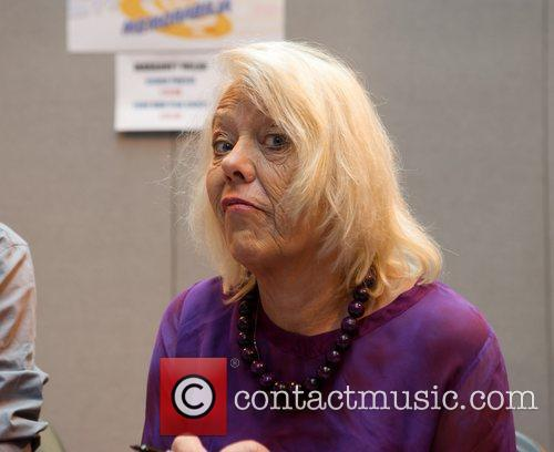 Margaret Nolan The 2012 Memorabilia Show at the...