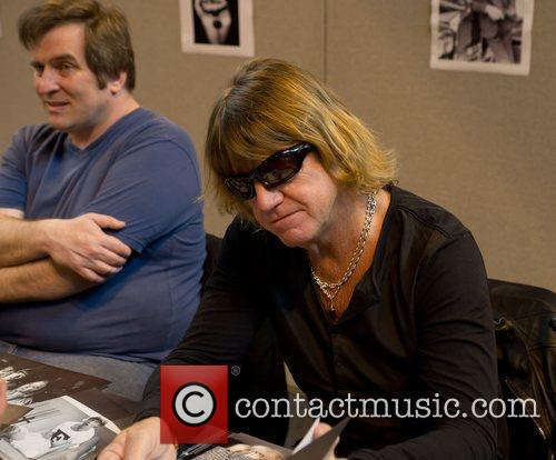 Robin Askwith The 2012 Memorabilia Show at the...