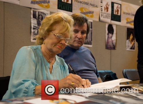 Sue Longhurst The 2012 Memorabilia Show at the...