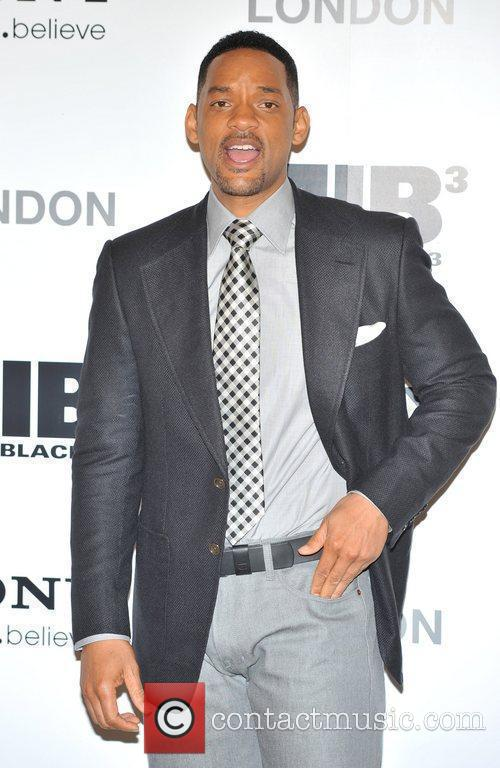 Will Smith Man in Black 3 - photocall...