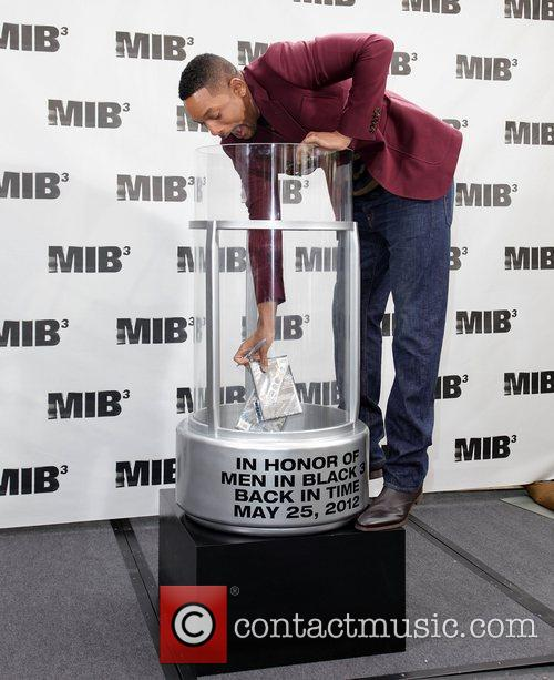 Will Smith 'Men In Black 3' Photocall in...
