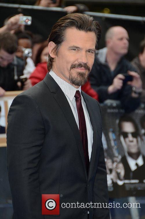 Josh Brolin and Odeon Leicester Square 8