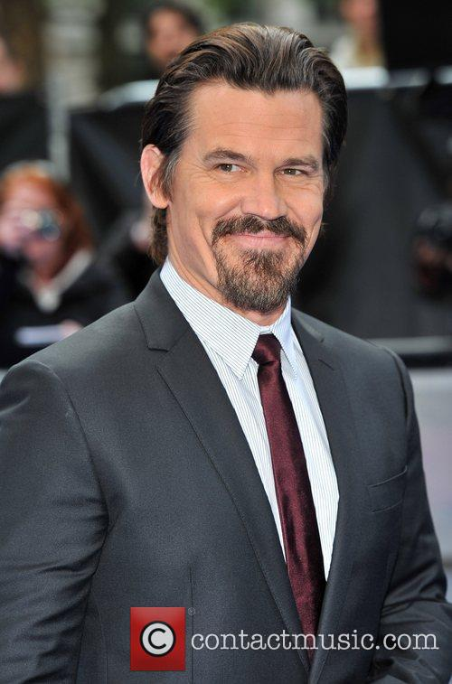 Josh Brolin and Odeon Leicester Square 3