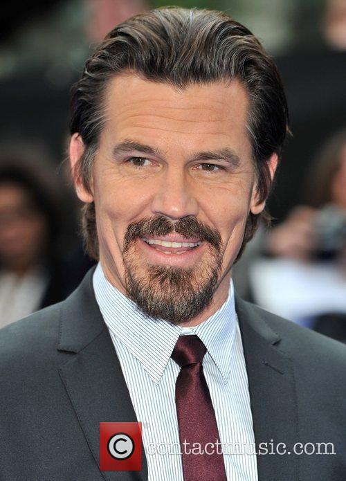 Josh Brolin and Odeon Leicester Square 5