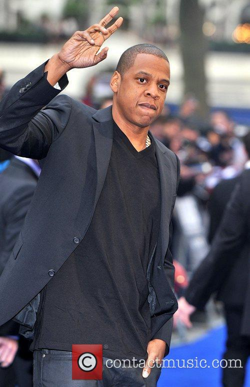 Jay Z and Odeon Leicester Square 2