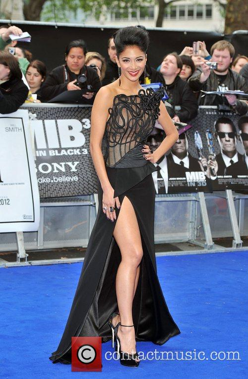 Nicole Scherzinger and Odeon Leicester Square 27