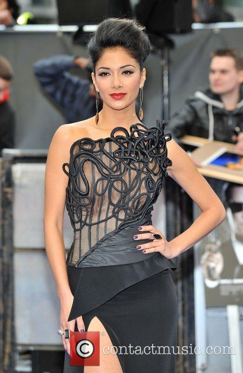 Nicole Scherzinger and Odeon Leicester Square 28