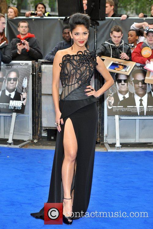 Nicole Scherzinger and Odeon Leicester Square 17