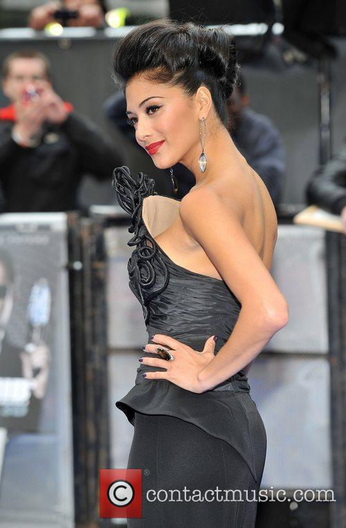 Nicole Scherzinger and Odeon Leicester Square 20