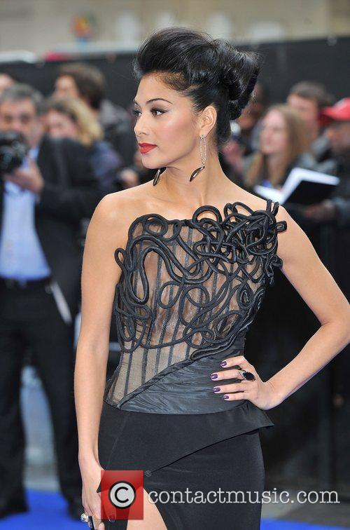 Nicole Scherzinger and Odeon Leicester Square 22