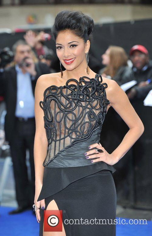 Nicole Scherzinger and Odeon Leicester Square 9