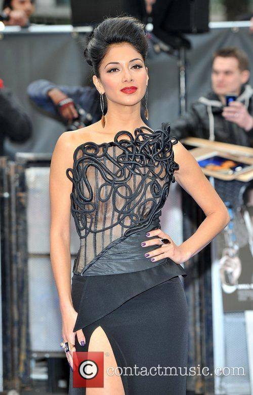 Nicole Scherzinger and Odeon Leicester Square 10