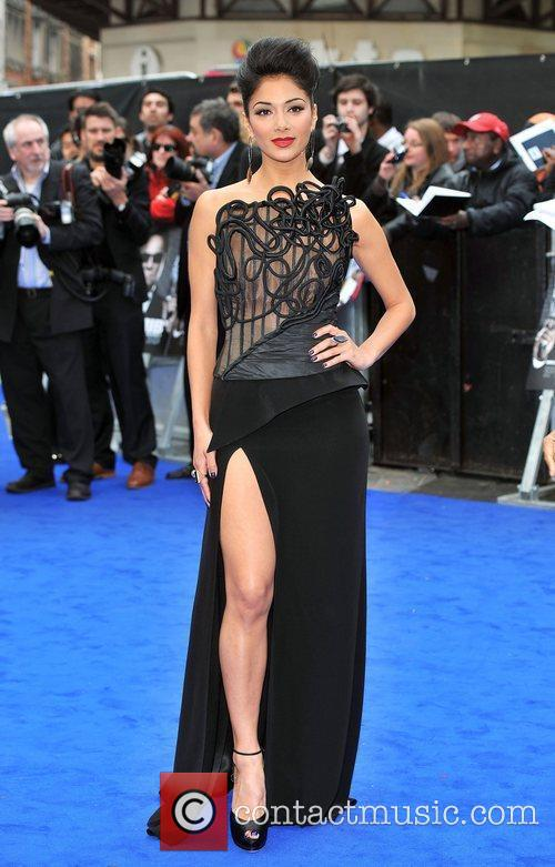 Nicole Scherzinger and Odeon Leicester Square 13