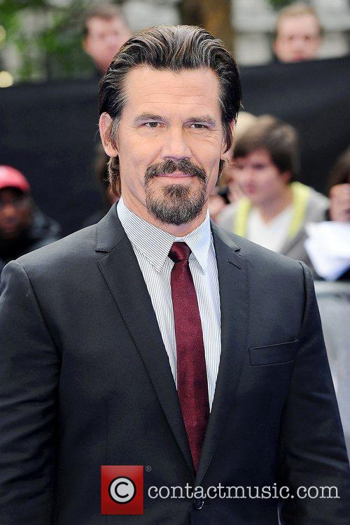 Josh Brolin and Odeon Leicester Square 7