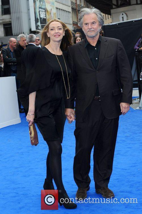 Sharon Maughan, Trevor Eve and Odeon Leicester Square