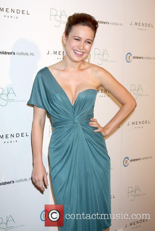Brie Larson arrives at the 3rd Annual Autumn...