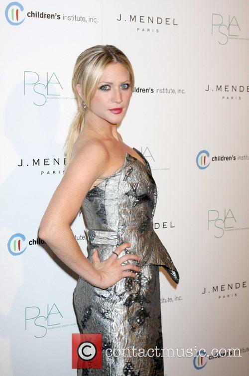 Brittany Snow  arrives at the 3rd Annual...
