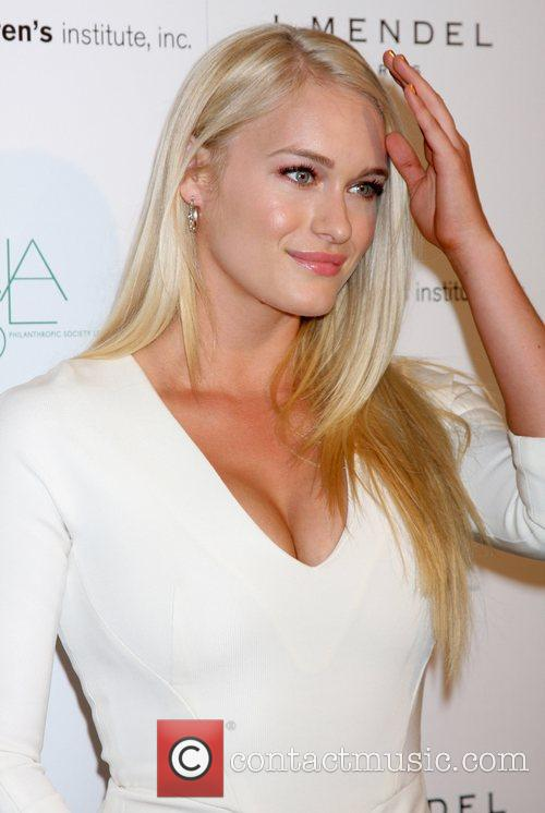 Leven Rambin  arrives at the 3rd Annual...