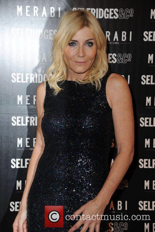 Michelle Collins and Selfridges 3