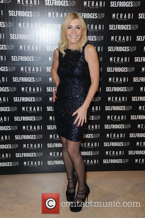 Michelle Collins and Selfridges 2