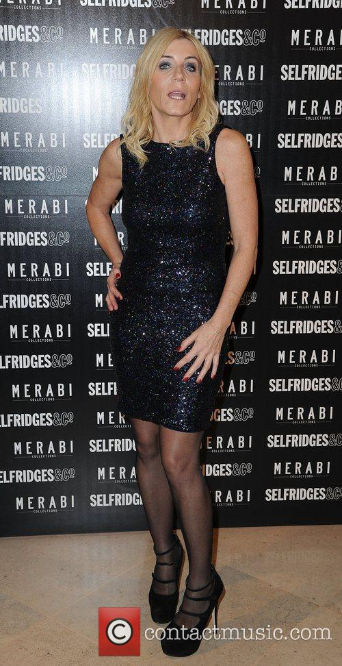 Michelle Collins and Selfridges 1