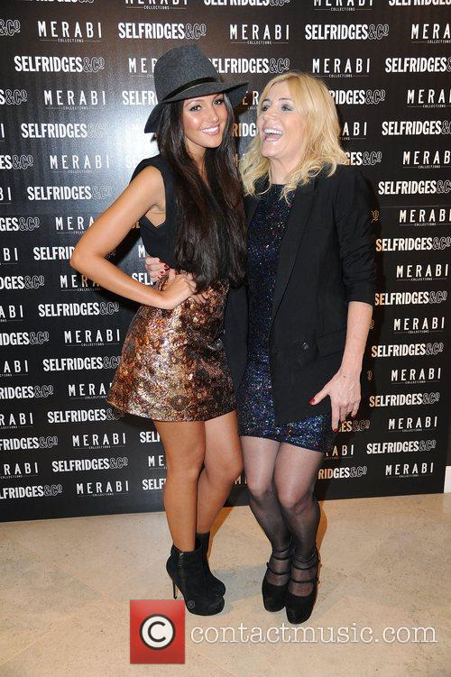 Michelle Keegan, Michelle Collins and Selfridges 7