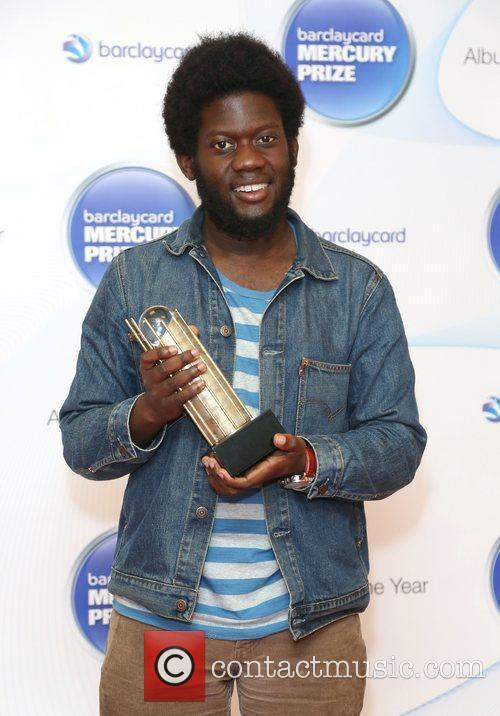 Michael Kiwanuka and Barclaycard Mercury Music Prize 2