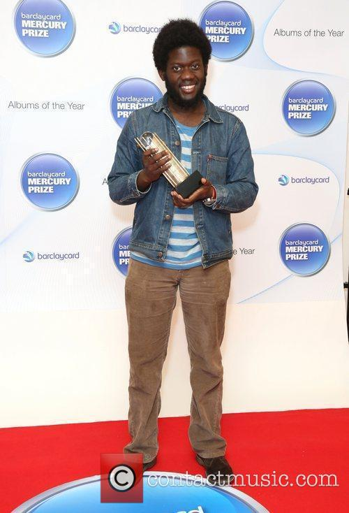 Michael Kiwanuka and Barclaycard Mercury Music Prize 1