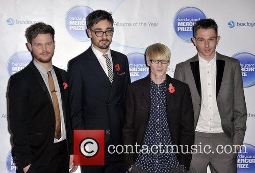 Alt-j and Barclaycard Mercury Music Prize 2
