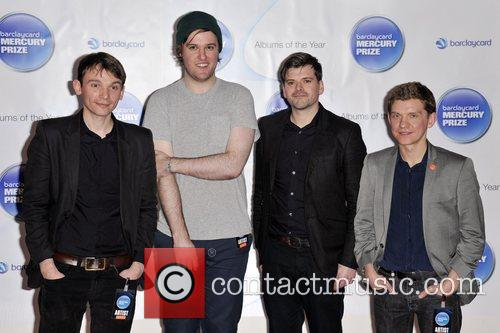 Field Music and Barclaycard Mercury Music Prize 2
