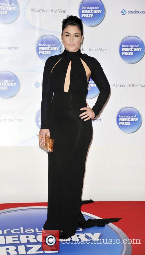 Jessie Ware and Barclaycard Mercury Music Prize 5