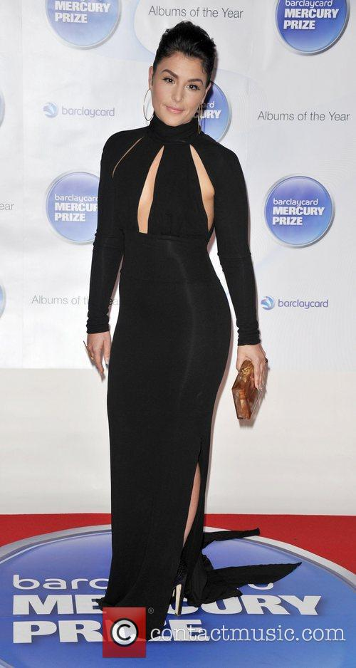 Jessie Ware and Barclaycard Mercury Music Prize 2