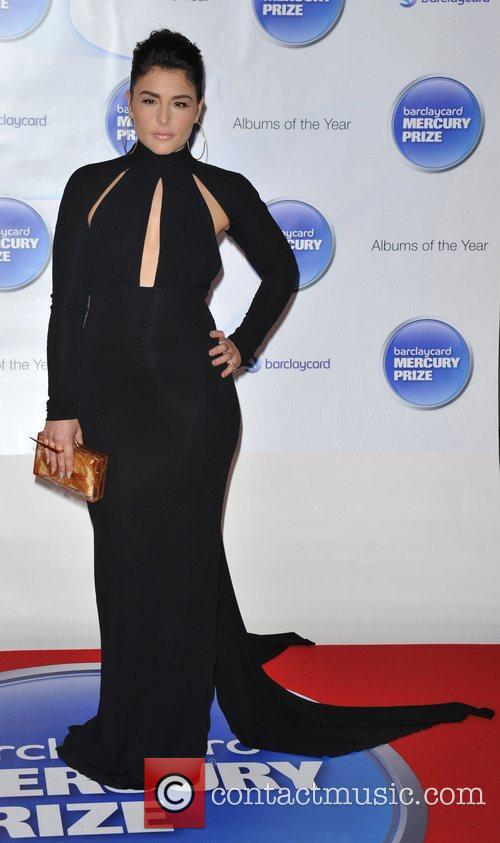 Jessie Ware and Barclaycard Mercury Music Prize 4