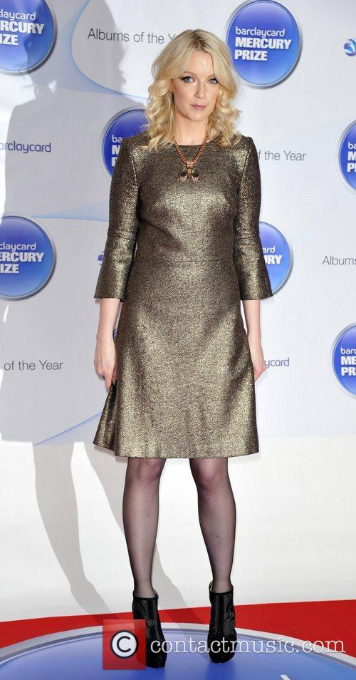 Lauren Laverne and Barclaycard Mercury Music Prize 2