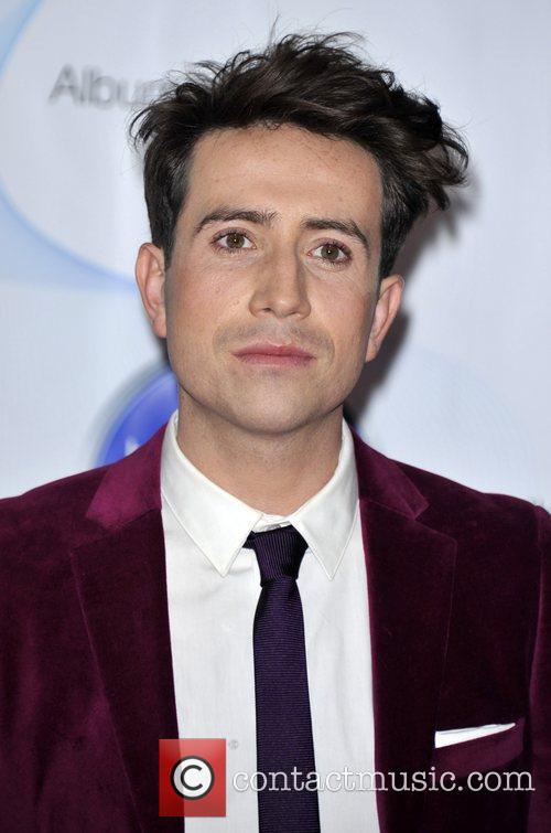 Nick Grimshaw and Barclaycard Mercury Music Prize 2