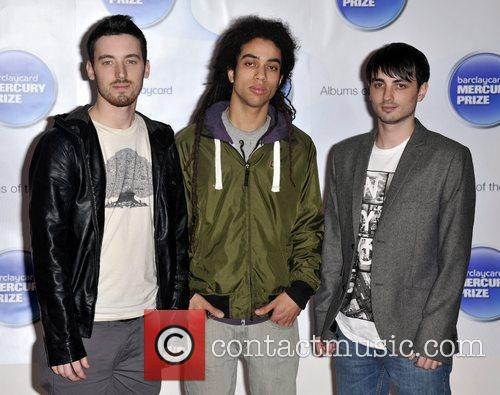 Roller Trio and Barclaycard Mercury Music Prize 2