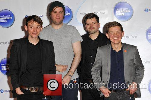 Field Music and Barclaycard Mercury Music Prize 1